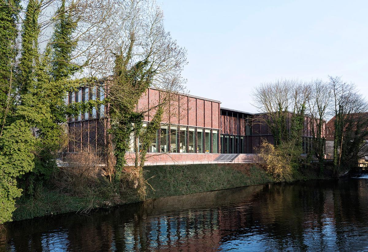 Architekten Lüneburg neues museum lüneburg springer architekten